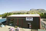 Petstop pet food supplies in Fort William
