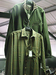 we stock lots of quality clothing for outdoors